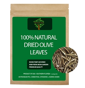 Dried Olive Leaves - 1oz