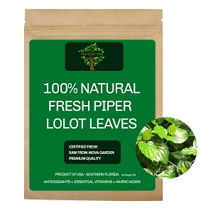Fresh Piper Lolot La Lot Leaves - 25 Leaves