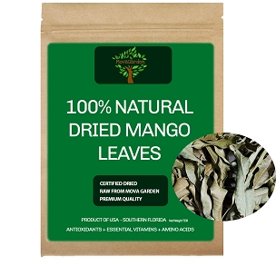 Dried Mango Leaves - 50 grams